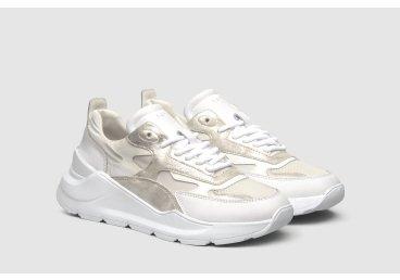 Кроссовки женские D.A.T.E. белые ER00104951