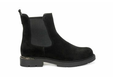 Ботинки челси Estro черные ER00105732