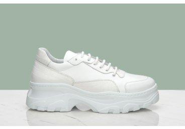 Кроссовки летние женские Estro белые ER00107236