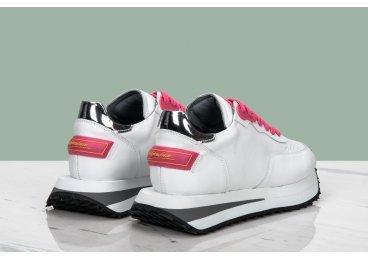 Кроссовки с перфорацией женские Estro ER00107332