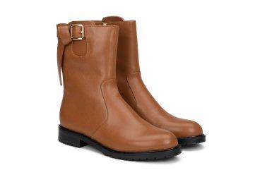 Ботинки женские демисезонные Estro коричневые ER00108054
