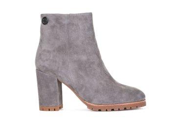 Ботинки на каблуке зимние Estro ER00103810