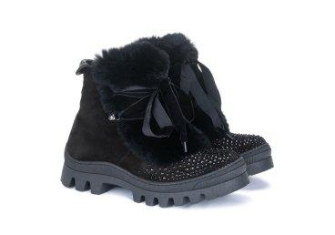 Ботинки зимние Marzetti чёрные ER00103645