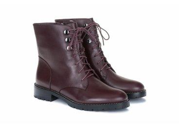 Ботинки демисезонные Estro бордовые ER00103527