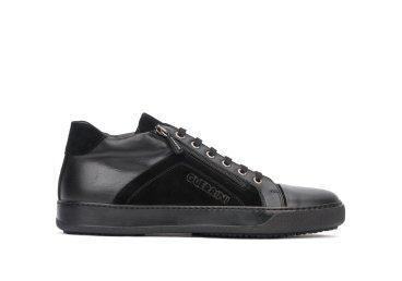 Ботинки мужские Luca Guerrini чёрные ER00100435