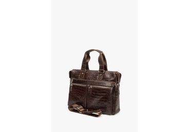 Сумка коричневая Estro ER00109017