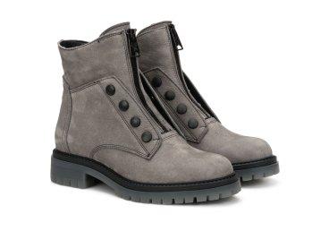 Ботинки женские Estro серые ER00105906