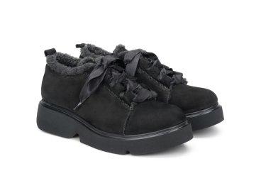 Туфли утеплённые Estro ER00108012