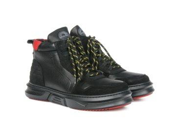 Ботинки мужские estro чёрные ER00105447
