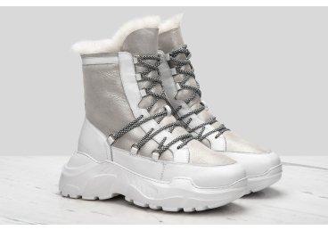 Ботинки зимние ES8 белые er00106156