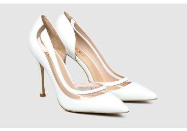 Туфли д'Орсе белые estro er00105239