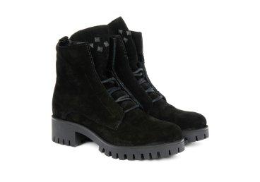 Ботинки зимние estro чёрные ER00105460
