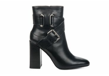 Ботинки женские estro чёрные ER00105619