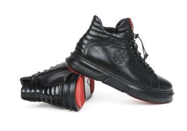 Ботинки мужские estro чёрные ER00105449