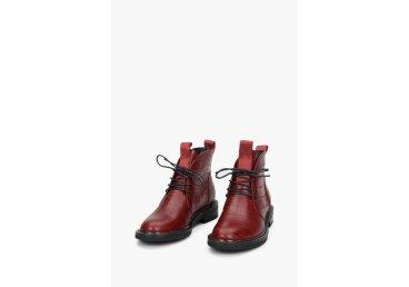 Ботинки бордовые Estro ER00108331