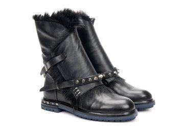 ботинки зимние женские Estro черные ER00106193
