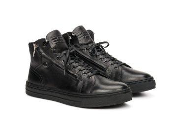 Ботинки зимние Estro чёрные ER00106305
