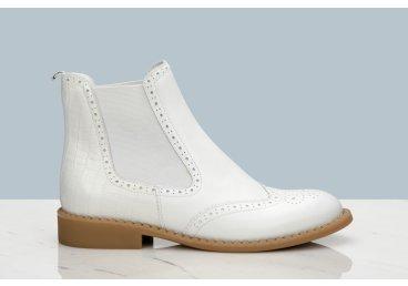 Челси женские Estro белые ER00107233