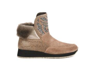 Ботинки зимние Marzetti коричневые ER00106342