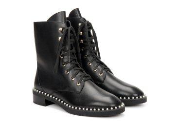 Ботинки демисезонные Estro чёрные ER00106424