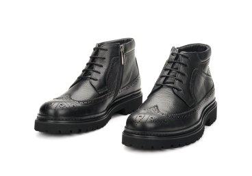 Ботинки мужские демисезонные Estro черные ER00105715