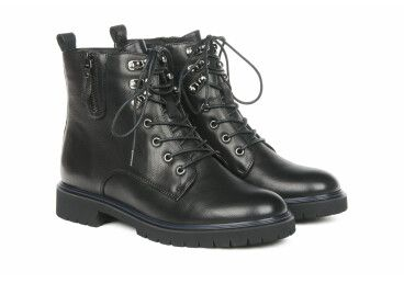 Ботинки женские estro черные ER00105373