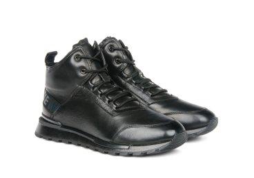 Ботинки мужские estro чёрные ER00105425