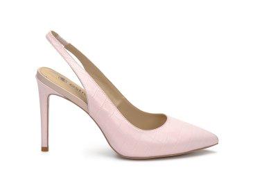 Слингбэки женские Estro розовые ER00107310