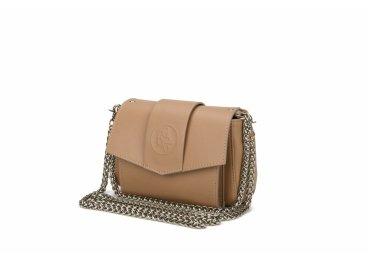 Сумка mini bag Estro бежевая ER00105908