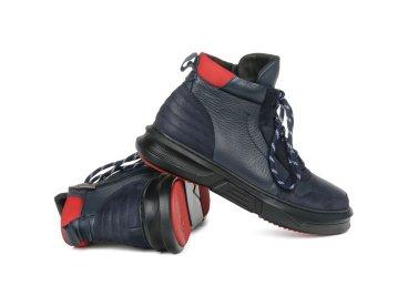 Ботинки мужские estro тёмно-синие ER00105448