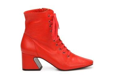 Ботинки женские демисезонные Estro красные ER00107168