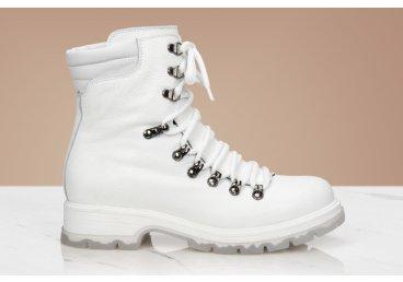 Ботинки зимние Fru.it ER00106337 белые ER00106337