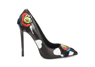 Туфли лодочки Estro чёрные ER00105750