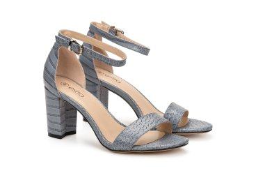Туфли женские Estro голубые ER00107046