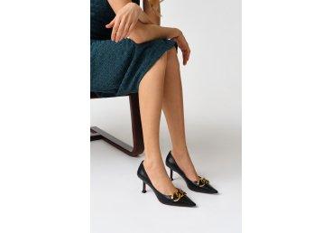 Туфли черные Estro ER00108965