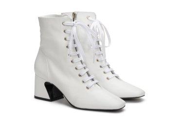Ботинки женские демисезонные Estro белые ER00107169