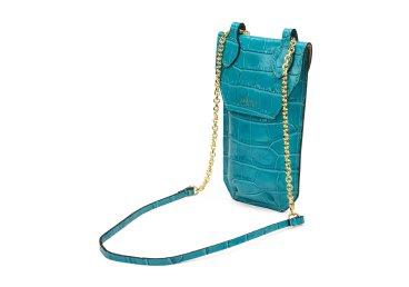 Сумка mini bag Estro блакитна ER00107862
