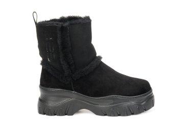 Ботинки зимние ES8 чёрные er00106163