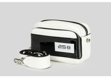 Сумка mini bag Estro белая ER00106037