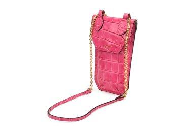 Сумка mini bag Estro рожева ER00107861