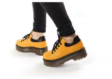Криперы женские Estro желтые ER00107192