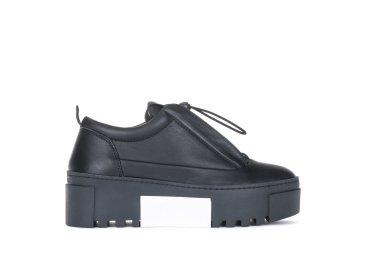 Криперы кожаные Vic Matie чёрные ER00103577