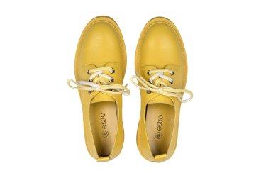 Дерби женские Estro жёлтые ER00106506