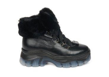 Ботинки женские estro чёрные ER00105575