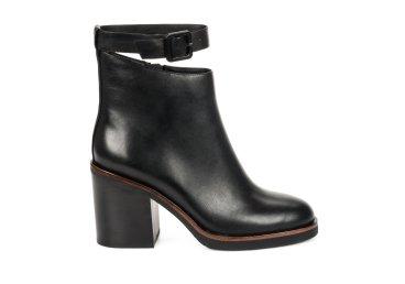 Ботинки женские estro чёрные ER00105589