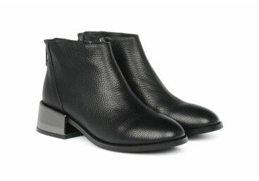 Ботинки женские estro чёрные ER00105446