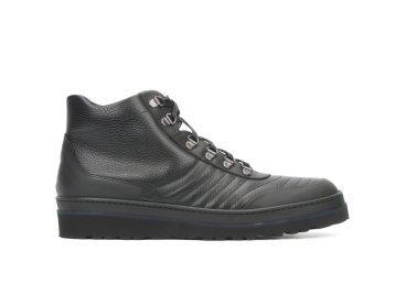 Ботинки мужские Luca Guerrini чёрные ER00100745