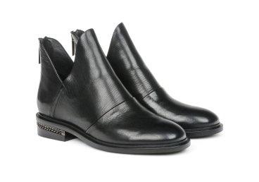 Ботинки челси estro чёрные ER00105361