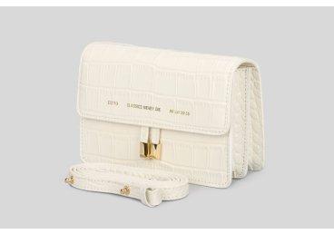 Сумка mini-bag Estro молочная er00106255
