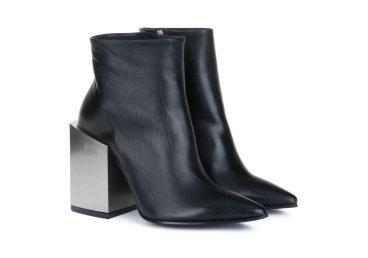 Ботинки женские Vic Matie чёрные ER00103580
